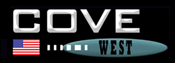 Cove west U S A Logo contact information is just below